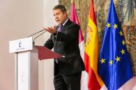 Consejo de Gobierno de Castilla-La Mancha 18 Agosto 2020 (I)