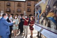 El Gobierno regional espera que la muestra 'El Prado en las calles' tenga en Puertollano el mismo éxito que ha obtenido en Sigüenza