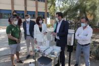 El Gobierno regional destina 4,5 millones de euros para dotar a los centros educativos del material necesario para afrontar el inicio de curso seguro