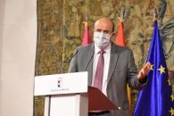 Presentación del programa de refuerzo de limpieza en centros educativos