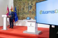 """Nueva plataforma educativa """"EducamosCLM"""" (Educación)"""