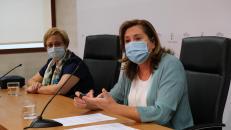 Campaña prevención COVID-19 en las aulas