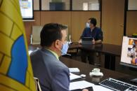 . El consejero de Agricultura, Agua y Desarrollo Rural, Francisco Martínez Arroyo, participa en la reunión del Consejo Consultivo de Política Agrícola para Asuntos Comunitarios.