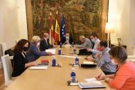 El Gobierno regional iniciará un proceso de participación para la elaboración de la Estrategia Regional frente a la Despoblación