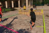 El Gobierno regional publica una guía pionera para fomentar la práctica deportiva en la calle utilizando materiales reciclados