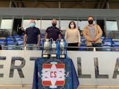 El Gobierno regional se congratula de que, a pesar de las dificultades, se puedan ir desarrollando competiciones deportivas en Castilla-La Mancha