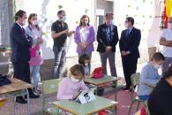 El Gobierno regional muestra su compromiso con la educación en las zonas rurales reabriendo 4 escuelas en este curso