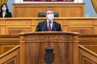 Emiliano García-Page en Debate sobre el Estado de la Región