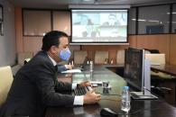 Reunión por videoconferencia con la Asociación de Regiones Europeas Vitícolas (AREV)