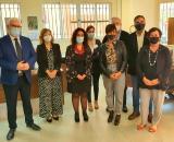 El Gobierno regional y el Ayuntamiento de Puertollano reabren la Oficina de Vivienda de la ciudad minera