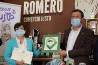 """El consejero de Desarrollo Sostenible, José Luis Escudero, presenta la campaña """"Castilla La Mancha por un Consumo Justo y Sostenible"""""""