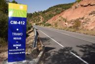 Inauguración de la rehabilitación del pavimento de la Carretera CM-412 entre Reolid-Salobre-Riópar