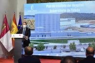 Presentación del Plan de Traslado del Hospital Universitario de Toledo (I)