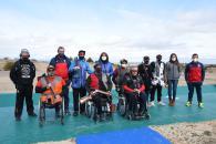 El Gobierno regional reitera su apoyo al deporte para personas con discapacidad como herramienta que favorece la inclusión