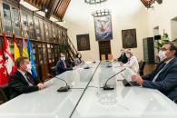 Reunión CCAA AVILA