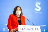 Asiste a la presentación del proyecto de la empresa aeronáutica Skydweller (II)