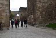 El Gobierno regional licita las obras de iluminación artística de la muralla de Talavera de la Reina
