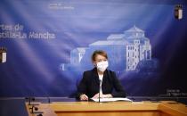Aurelia Sánchez informa sobre su comparecencia en la Comisión de Presupuestos de las Cortes