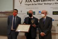 MARTINEZ ARROYO VISITA EL CERTAMEN VIRGEN DE LAS VIÑAS