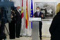 El Gobierno regional destaca que Cuenca incrementa su potencial cultural a nivel internacional con la inauguración de la segunda sede de CORPO