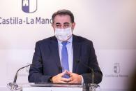 Evolución de la pandemia de coronavirus en Castilla-La Mancha