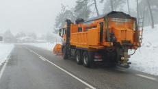 El Gobierno regional avanza en la reapertura de las carreteras cortadas al tráfico por el paso de 'Filomena'