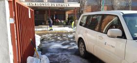 El Gobierno regional ha iniciado la limpieza de 61 institutos, escuelas infantiles, centros de educación especial y otras enseñanzas de Toledo