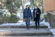 Visita al IES Universidad Laboral