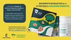 El Gobierno regional destina 2,4 millones de euros para impulsar la Educación Ambiental a través de la Estrategia de Educación Ambiental de Castilla-La Mancha Horizonte 2030