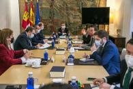 Consejo de Gobierno extraordinario (11 de febrero 2021)