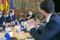 Consejo de Gobierno extraordinario (11 de febrero 2021) II