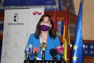 Blanca Fernández preside el Consejo de Dirección del Instituto de la Mujer de Castilla-La Mancha