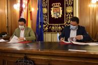 El Gobierno de Castilla-La Mancha colabora con la Diputación de Cuenca para mejorar la recogida y el tratamiento de biorresiduos en diferentes municipios de la provincia