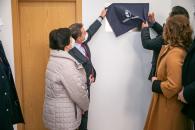 Inauguración de dos viviendas tuteladas para personas con discapacidad (Bienestar Social)