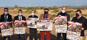 """El Gobierno regional subraya el esfuerzo de Montearagón para tener """"un hueco importante en el motocross nacional, a pesar del duro año vivido por la pandemia"""""""