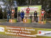 El Gobierno regional felicita a la atleta Irene Sánchez Escribano y a la selección femenina de Castilla-La Mancha por haberse proclamado campeonas de España de Campo a Través
