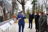 El Gobierno regional tendrá lista en junio la iluminación de la muralla de Talavera y la del Puente Viejo comenzará en primavera