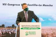Clausura del VII Congreso de la Unión de Pequeños Agricultores y Ganaderos