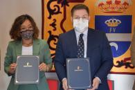 El Gobierno regional renueva el Convenio del ATSRA de Olías del Rey con más frecuencias y más horarios