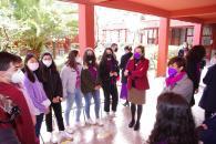 Un total de 268 centros educativos de Castilla-La Mancha desarrollan este curso planes de igualdad y prevención de la violencia de género