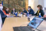 Consejo de Gobierno Extraordinario 11 de marzo