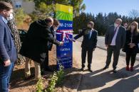 Emiliano García-Page SánchezSeguir Inauguración de la reparación de la carretera CM-2100 entre Arcas y Tórtola