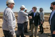 El próximo Consejo de Gobierno dará el visto bueno a la incoación del expediente por el cual se declara el Parque Arqueológico de Libisosa