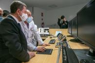 Nuevo acelerador lineal del servicio de Oncología Radioterápica