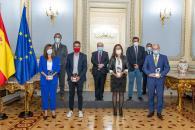 La Gerencia de Atención Integrada de Ciudad Real, premiada por el Ministerio de Política Territorial y Función Pública por un proyecto innovador de participación