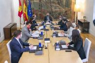 Rueda de prensa del Consejo de Gobierno extraordinario 8 de abril  (Fomento)