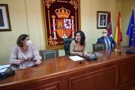 La consejera de Economía, Empresas y Empleo, Patricia Franco, visita a las 9.30 horas el Polígono Industrial San Isidro de Calzada de Calatrava, y posteriormente el Ayuntamiento, donde mantendrá una reunión con la alcaldesa, Gema García.