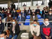 El Gobierno regional elimina los límites de espectadores e incrementa los aforos en los espacios deportivos situados en municipios en nivel II