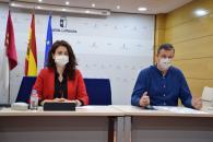 Más de un centenar de personas participan en el Foro Técnico de Prevención de Riesgos Laborales en el sector logístico organizada por el Gobierno regional