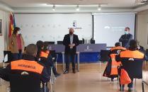 Integrantes de agrupaciones de Protección Civil de toda la región se forman sobre los riesgos y accidentes en piscinas